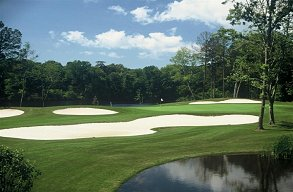 Golf course: Arcadian Shores Golf Club, Myrtle Beach